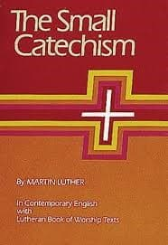 Small Catechism Book