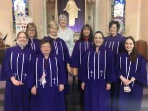 ladies choir 2021